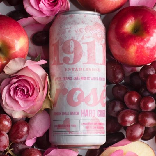 Rose Hard Cider